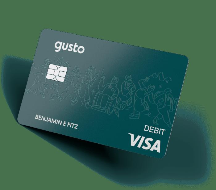 十博注册码Gusto钱包借记卡