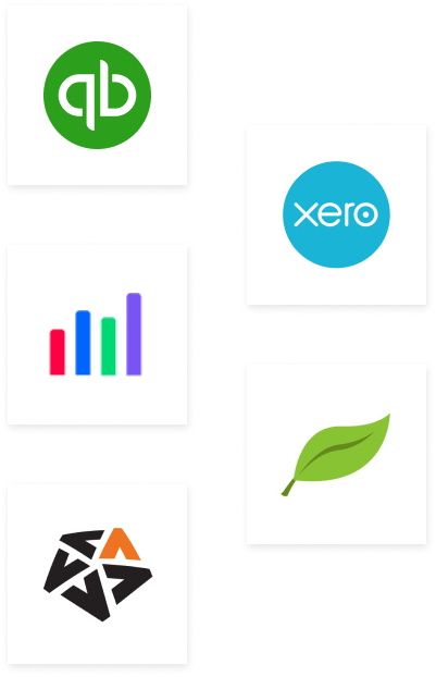software integration logos